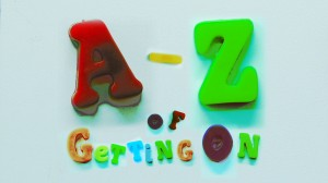 A-Z of Getting On film title